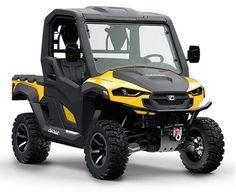 Cub Cadet Challenger 550 Utility Vehicle