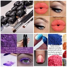 Totally amazing what can be done with our mineral pigments