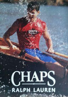 Ralph Lauren's Chaps sportswear line (2001)