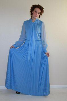 1970 Vintage Prom Dresses