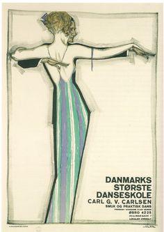 * Wunderkammer *: Baila conmigo / Dance with me: Art Deco y Baile / Art deco és tánc