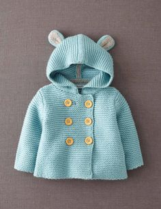 Cute kids sweater! I have always been obsessed with sweaters that have ears on them.
