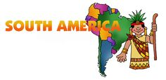 South America - FREE Lesson Plans & Games for Kids