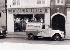 Een van de WRENNIEOB accessoire-winkels