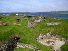 "Skara Brae has been called the ""Scottish Pompeii"" because the ancient monument is so well preserved.Since the surrounding sand and the buildings' architecture were well protected against the cold, both the buildings and their contents have been remarkably preserved throughout the millennia."