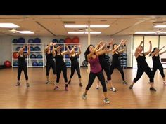 La Mordidita - Ricky Martin - Zumba workout - Choreo Danielle's Habibis - YouTube