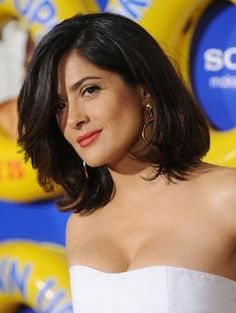 salma hayek hair - Google Search