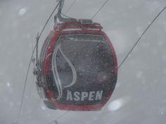 Aspen, Colorado for skiing!
