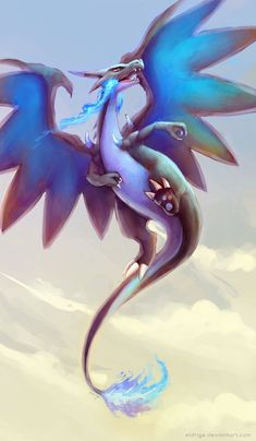 He is one of my favorite mega evolution partially because he is the style of a dark type but is a fire type (the best type)