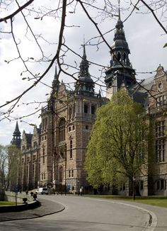 The Nordic Museum is a museum located on Djurgården, an island in central Stockholm, Sweden, dedicated to the cultural history and ethnography of Sweden from the early modern period to the contemporary period.