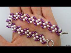secret Message Bracelet - jewelry hand made - inspirational gift, friend, mother, you make the world a better place, handmade jewelry - Custom Jewelry Ideas Armband Tutorial, Armband Diy, Homemade Jewelry, Diy Jewelry, Jewelry Bracelets, Beaded Necklaces, Jewellery Box, Beaded Jewellery, Flower Jewelry