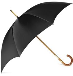 Swaine Adeney Brigg Collapsible Travel Umbrella | MR PORTER
