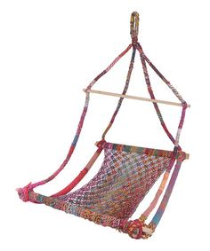 Save Now on this Recycled Rope Hammock by Karma Living on #zulily today!