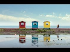 Crayons, TV Ad, Newfoundland and Labrador Tourism (HD) - YouTube
