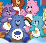 Care Bears.  The real cartoon, not the computer generated one that is on now. Early 80's!
