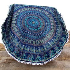 Product Specifications - Inches ( 150 Cm )- Polyester- Hand printed with vegan dyes - No chemicals or animal byproducts Circle Beach Towel, Large Beach Towels, Oversized Beach Towels, Beach Scarf, Beach Blanket, Picnic Blanket, Mandala Tapestry, Tapestry Wall Hanging, Vintage Prints