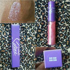 MAC Selena Bidi Bidi Bom Bom Lipglass. NW45, natural daylight. @maccosmetics @makeupbykifana