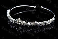Gorgeous Crystal Wedding Bridal Headbands Wedding Apparel