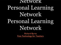 How to build your personal learning network pln