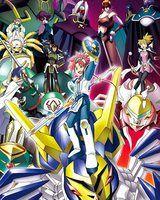 Spider Riders: Oracle no Yuusha-tachi Yuki Kajiura, Novel Genres, Popcorn Times, Fantasy Heroes, Online Anime, Old Shows, Old Cartoons, Anime Shows, Comic Covers