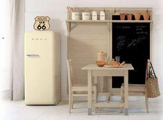 Aesthetic Italian Kitchen Design: Retro Kitchen Decor ~ Kitchen Inspiration