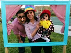 carvinal phot booth ideas | Carnival Photo Booth | tias party ideas
