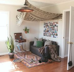 Hooooray y'all, the girls' room is done! Don't get me wrong, I do love the process of re-decorating a space, but I truly do LOVE wh...