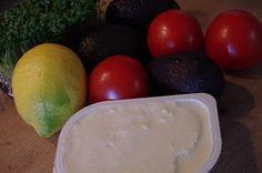 Mr. Greens Welt: Avocadocreme auf Baguette