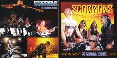 Scorpions - Live In Spain - Lorca Rock 2003