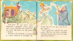 Fairy Tale Origins — Walt Disney's Cinderella, a children's book from Cinderella Story Book, Walt Disney Cinderella, Disney S, Diy Birthday Decorations, Hopes And Dreams, Fairy Godmother, Music Lessons, Childrens Books, Fairy Tales