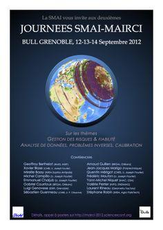 Journées SMAI-MAIRCI (12-14 septembre 2012)