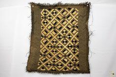 Kuba Cloth ( Shoowa ) Raffia Textile - Congo DRC Congo, Embroidery Thread, Weaving, Loft, Textiles, Stitch, Ebay, Clothes, Outfits