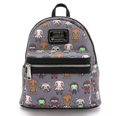 Loungefly x Marvel Guardians of the Galaxy Kawaii Mini Faux Leather Backpack  - Backpacks - Marvel 2136b810550a4