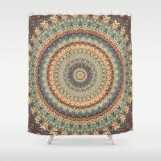 Mandala 416 Shower Curtain