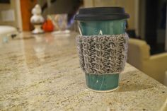 Free+Knitting+Pattern+-+Cozies:+Seagrove+Coffee+Cozy