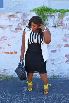 Musings of a Curvy Lady, Plus Size Fashion, Fashion Blogger, WetSeal Plus, Office Style, After Hours Style, Women's Fashion