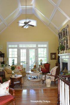 Living Room/Great Room by shirleystankus, via Flickr