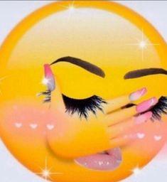 Images Emoji, Emoji Pictures, Funny Profile Pictures, Funny Reaction Pictures, Stupid Funny Memes, Funny Relatable Memes, Memes Lindos, Aesthetic Memes, Cute Emoji Wallpaper