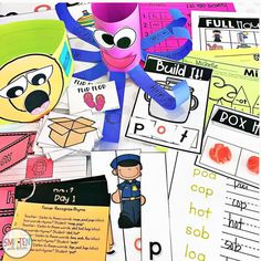 short o phonics activities short o word work short vowel o activities