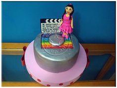 Globo Cake Marystela