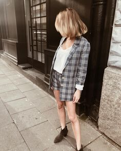 "Polubienia: 359, komentarze: 3 – 303 AVENUE (@303avenue) na Instagramie: ""PLAID #love ✨ Hudson jacket and matching shorts  www.303avenue.pl #303avenue #new #in #plaid…"""