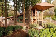 wow, deck-house
