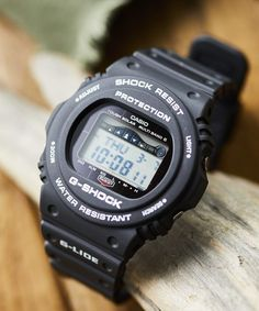 G Shock, Casio Watch