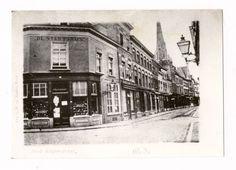 Eindstraat 1895