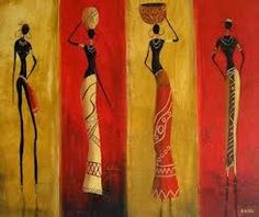Rieker Louisiana rot/Leder RiekerRieker Normal 0 21 false false false De X-none X-none / Style Definitions / table. Canvas Painting Landscape, Acrylic Painting Canvas, Fabric Painting, Canvas Art, African Artwork, African Art Paintings, Family Tree Art, African Theme, African Crafts