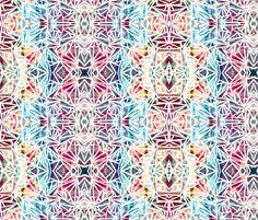 Nebula Shapes fabric by versodile on Spoonflower - custom fabric