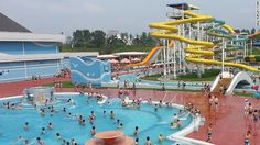 Pro-wrestling, country clubs and theme parks: What North Korea wants world to see - CNN #NorthKorea, #World