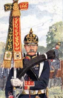 German 24th life dragoon regiment 2nd grand ducal for Depot bayreuth