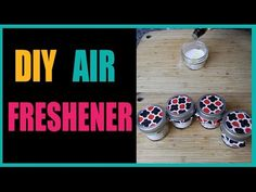 How to make DIY air freshener How To Make Diy, Make Your Own, Make It Yourself, Household Cleaning Tips, Cleaning Hacks, Air Freshener, Clean Up, Clean House, Diy And Crafts
