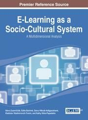 E-learning as a socio-cultural system : a multidimensional analysis / Vaiva Zuzevičiūtė, Edita Butrimė, Daiva Vitkutė-Adžgauskienė, Vladislav Vladimirovich Fomin, Kathy Kikis-Papadakis [eds. lit.]